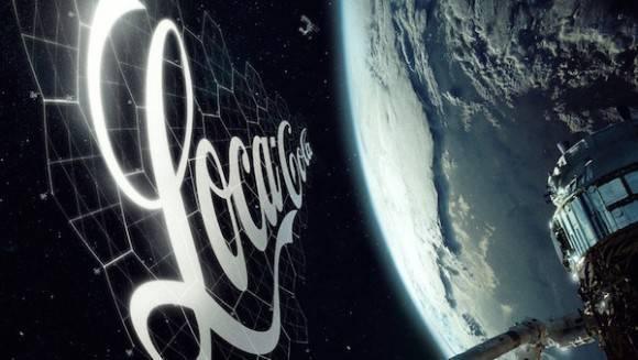 世界中どこにいても見える!人工衛星で空にメッセージを浮かべる「宇宙広告」を考案